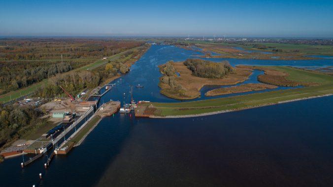 Luchtbeelden IJsseldelta Programma 2019