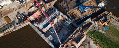 Luchtfoto's maart 2020 Reevesluis 4