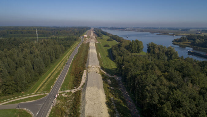 Drontermeerdijk september 2020